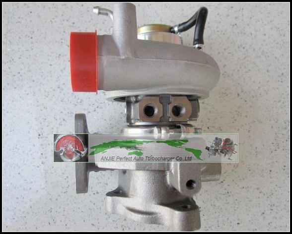 Envío Gratis agua fría Turbo TD04 49135-03101, 49135-03100, 49135-03110 ME202435 para Mitsubishi PAJERO Delica 2.8L 4M40 turbocompresor