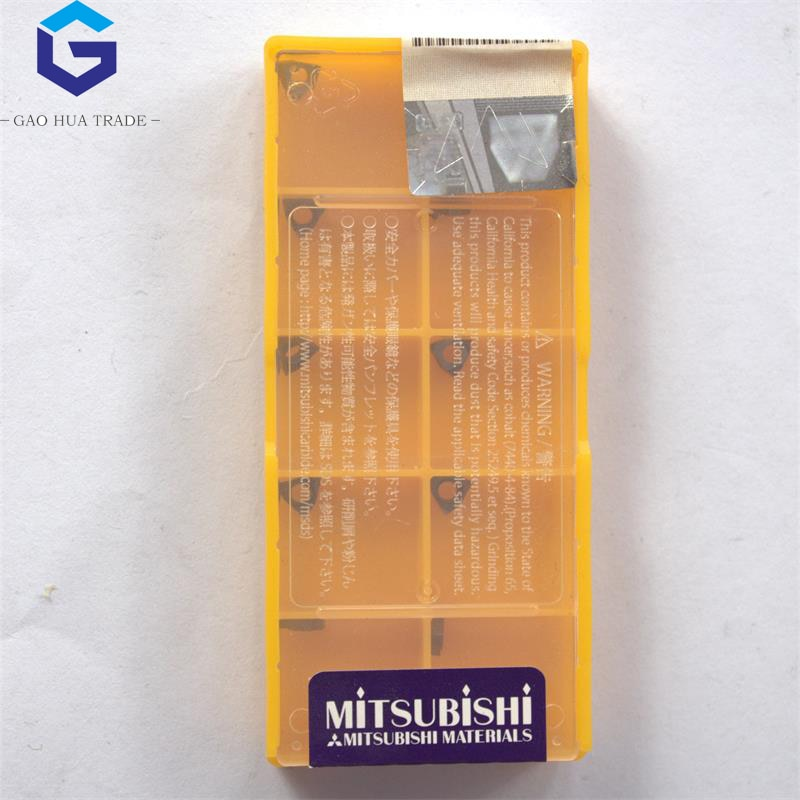 WBGT020102L-F VP15TF CNC مخرطة أدوات ميتسوبيشي سبائك الصلب الخارجية تحول القواطع ل CNC حامل WBGT020102L-F VP15TF