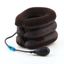 Appareil de Traction cervicale du cou collier gonflable appareil de Massage de soins de santé soins infirmiers luxueux nouveau