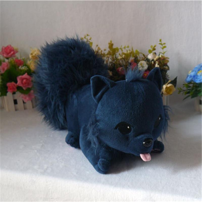 Dramatical Murder plush toy Anime Game DMMD Seragaki Aoba Ren figure cosplay dog doll 45cm for gift