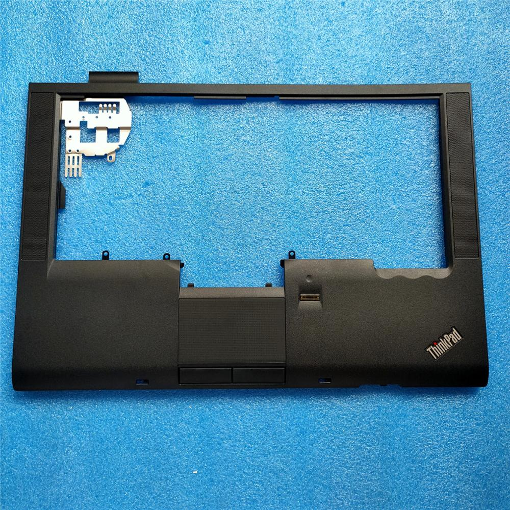 Nuevos detalles sobre New/Oirg para Lenovo Thinkpad T410 T410i palmrester teclado Bezel cover 60Y4956 W/FP