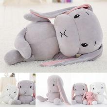 Cute Bunny Soft Plush Toys Rabbit Stuffed Baby Kids Gift Animals Doll 30cm