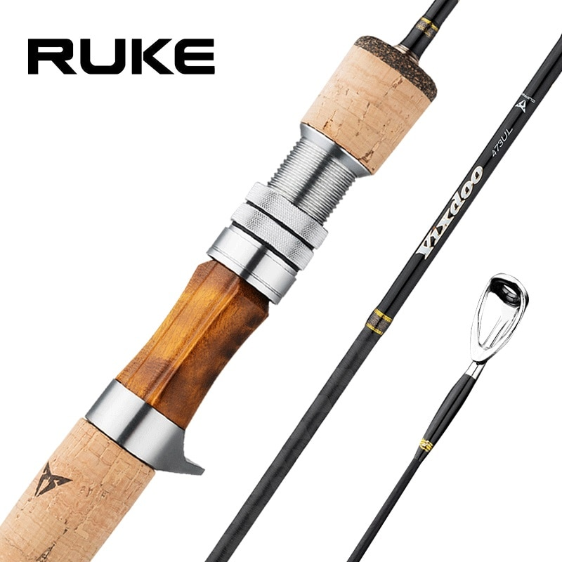 2018 KAWA New Fishing Rod Super Light, Super Soft Rod, 1.4m 3 Sections, Portable for Fishing, High Quality and Classical rod enlarge