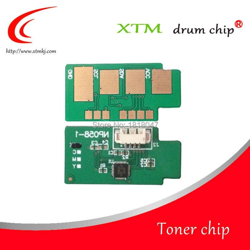 6 K Compatible MLT-D707S MLT D707S D707 tóner reinicio chip para samsung K2200ND K2200 reinicio cartucho láser Copiadora