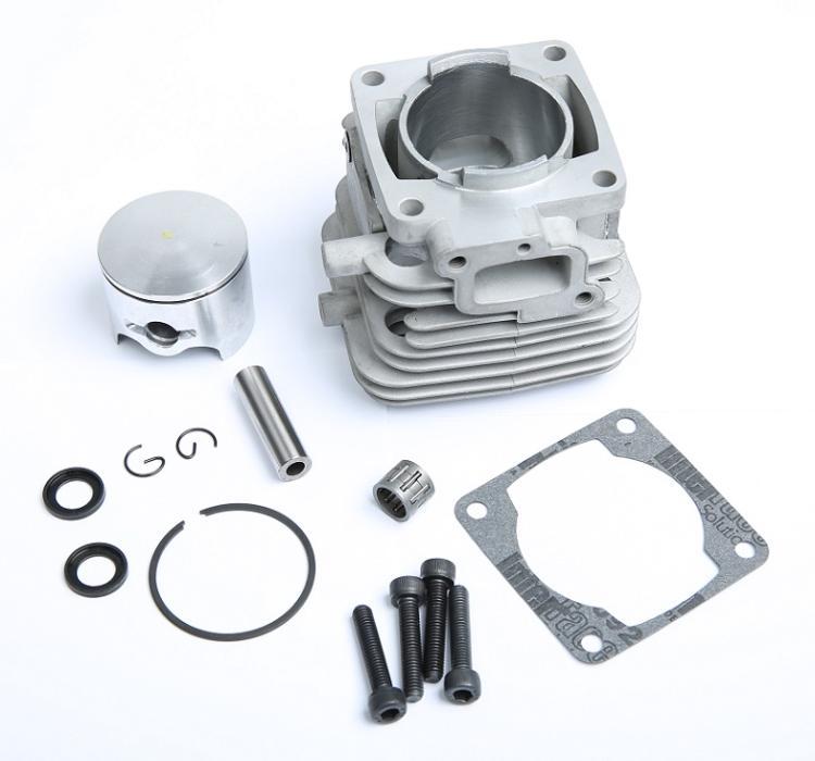 High power Baja 4 bolt 32.cc cylinder set fit 1/5 rc car hpi rovan km baja engines parts 85251