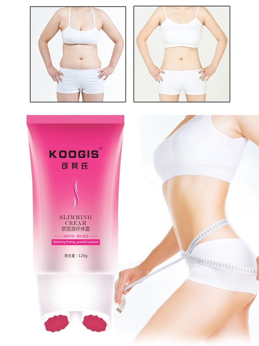 Koogis slimming cream massage cream weight loss Fat Burning Slimming Cream Fast Powerful Anti Cellulite