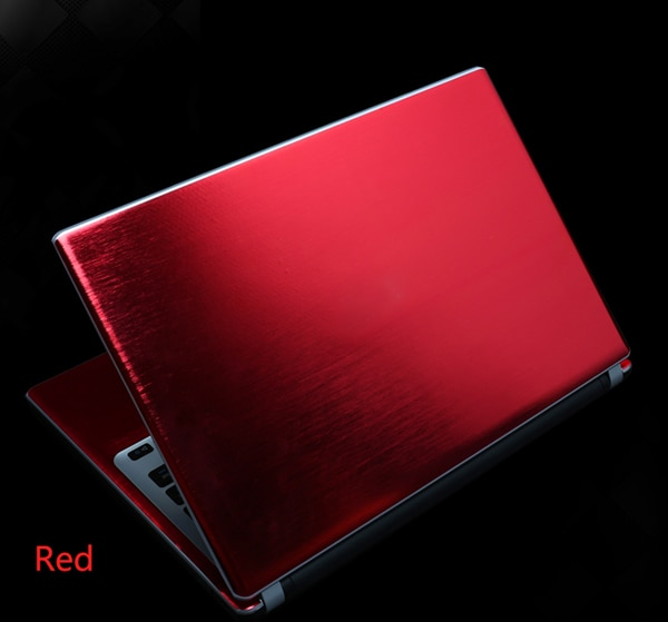 "KH especial Laptop cepillado Glitter Sticker piel cubierta Protector para Acer Aspire 4540 14"""