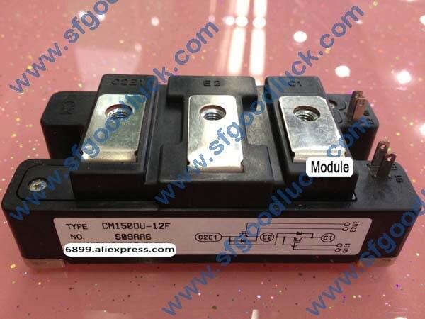 Módulo IGBT Transistor de CM150DU-12F N-CH 600V 150A peso (valor típico) 310g envío gratis