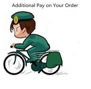 $1 Extra Shipping Fee