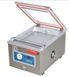 Envasador al vacío de sobremesa con garantía CE 100%, máquina de envasado al vacío, sellador de cámara al vacío para alimentos