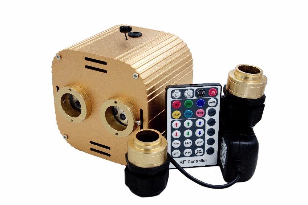 10W*2 holes LED twinkle effect RGBW light engine with 28key RF remote,AC100-240V input;RGBW led chip with 10W LED twinkle wheel