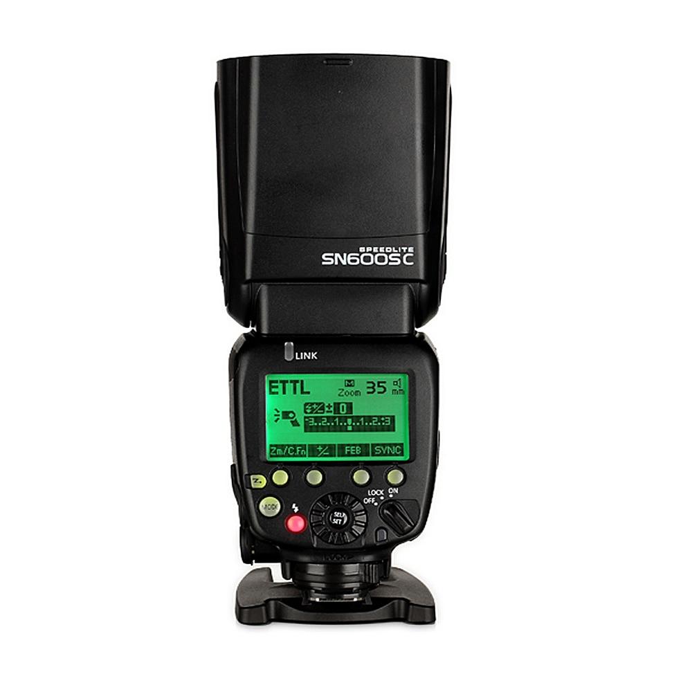 Shanny Flash maestro SN600SC de alta velocidad Sync 1/8000 s GN62... Flashgun... speedlite para Canon