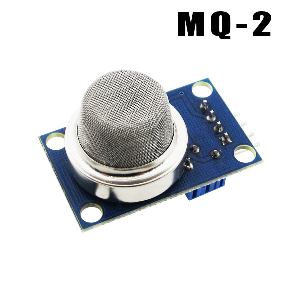1 Uds MQ-2 MQ2 de Gas de humo butano GLP hidrógeno detector Sensor de Gas para