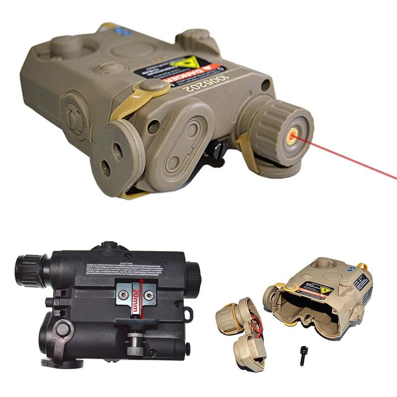 FMA AN/PEQ 15 Стильная коробка для аккумуляторной батареи с красным лазером, тактическая коробка для PEQ-15, новая версия tb486