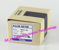 100%Authentic original MP5Y-4N AUTONICS PULSE METER 100-240VAC
