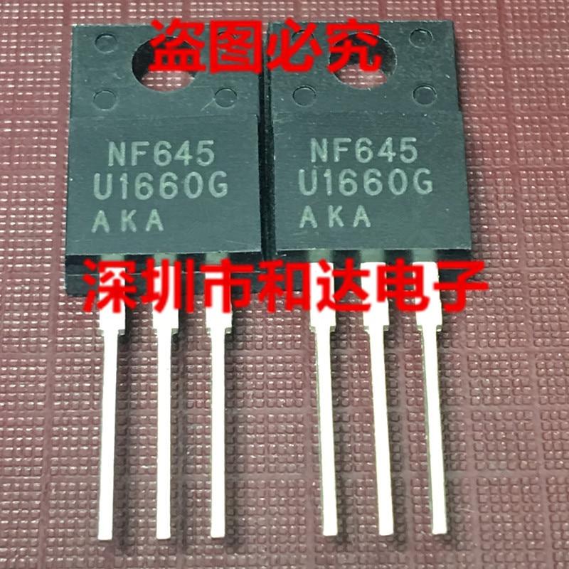 10PCS U1660G MURF1660CT TO-220F 100% Novo & original