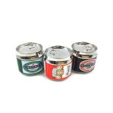 Boîtes de tabac chaudes en forme dallume-cigare   style créatif broyeur de mauvaises herbes, tuyau narguilé compagnon, livraison gratuite