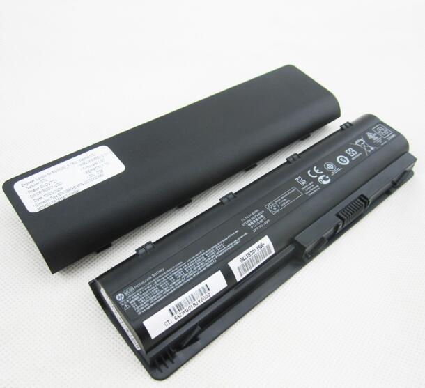 Nova Bateria genuine para HP 1000-12XX 1000-13XX 1000-14XX 240 (K2Q48A) mini 430 431 630 MU06 MU06XL MU09 10.8 V 55WH