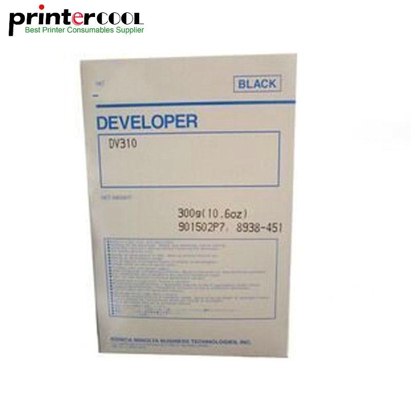 Einkshop 300g Compatible con el desarrollador DV310 para Minolta Bizhub 250 350 282 362 200 piezas de copiadora de impresora