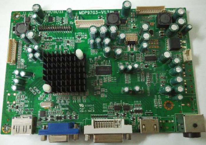 HKC T7000 + 2723S MDP97G3-V1.2 LG LM270WQ1-SDF1 sda2 материнская плата