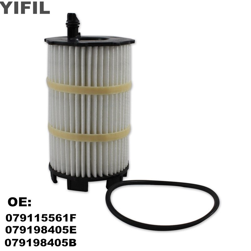 Filtro de aceite 079115561F para Audi Q7/Touareg 4.2FSI AUDI A4/RS4 Quattro/A6/A8/R8 4,2 2006-VW TOUAREG 4,2 V8 2006-