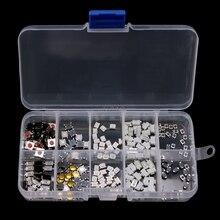 250 sztuk 10 rodzajów dotykowy przełącznik wciskany kluczyki samochodowe zdalny przycisk mikroprzełącznik + pudełko lipiec sprzedaż hurtowa i DropShip