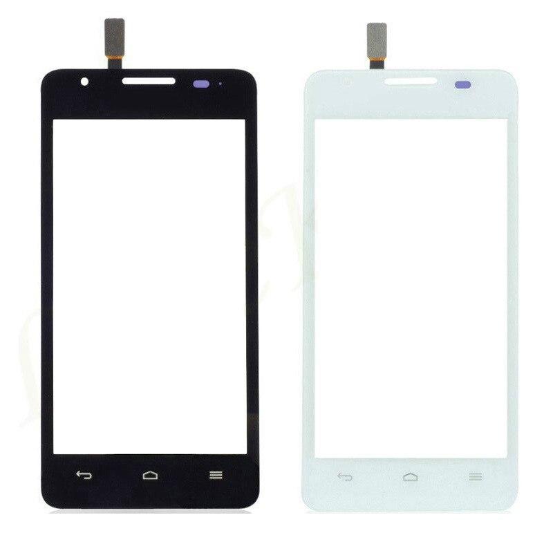 """4,5 """"pantalla LCD de pantalla táctil para Huawei Ascend G510 G520 G525 G525-U00 U8951 T8951 pantalla táctil cristal frontal con sensor piezas de teléfono"""