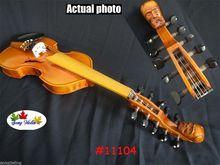 SONG Marke Maestro 5*5 saiten viola dAmore 4/4 violine guten klang #11104