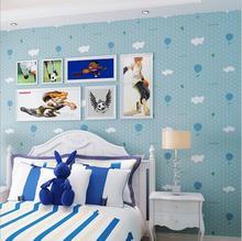 Papier peint chaud Non tissé Pastoral, décoration de chambre denfant
