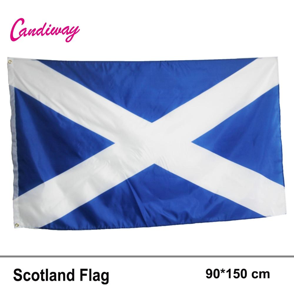 3x5, флаги шотланда, баннеры Saint Andrew, Saltire, Scottish Pennant, для офиса/занятий/парада/фестиваля/домашнего декора, новая мода