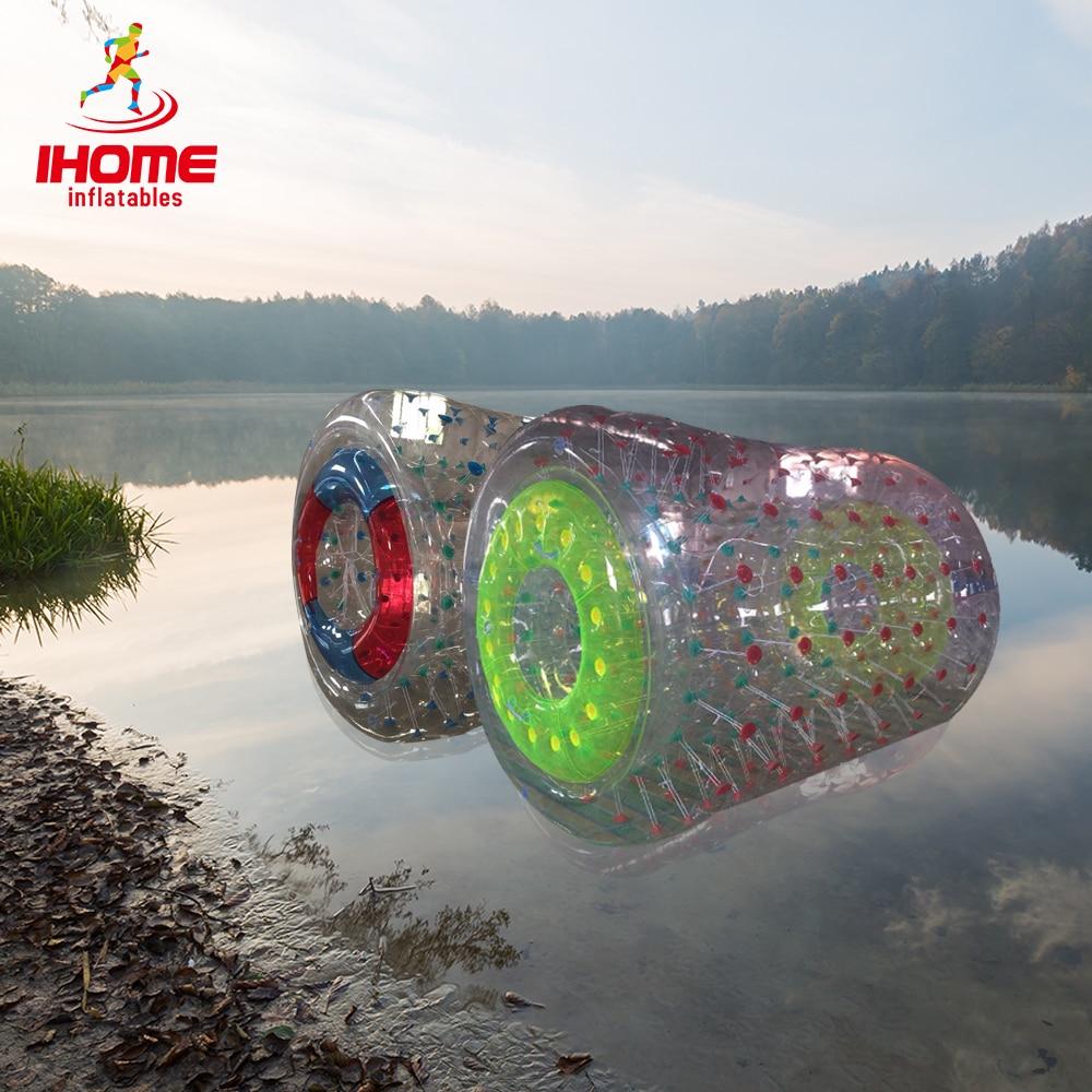 Bola de rodillo inflable JIA INF, rodillo de agua, bola para caminar, envío gratis