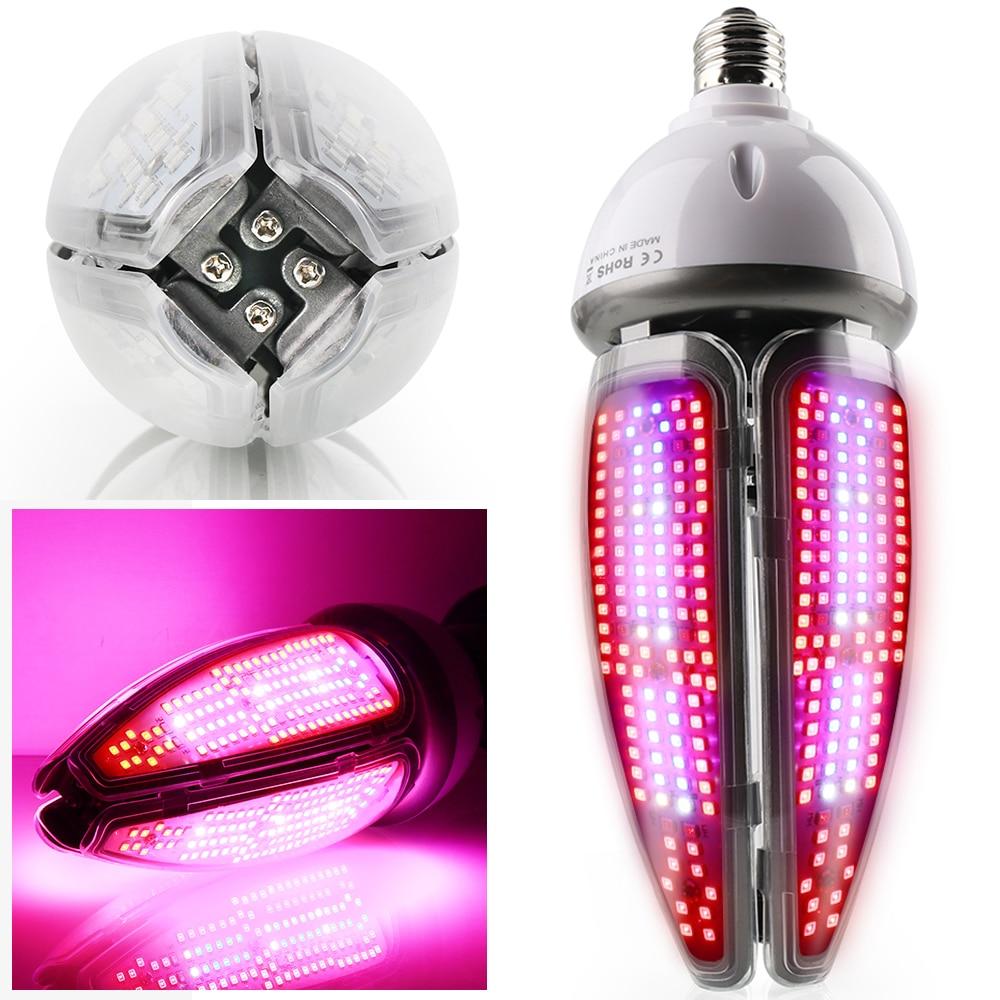 Espectro completo led crescer lâmpada e27/e40 150 w crescer luzes para crescer tenda sistema hidroponia floração crescente plantas de interior lâmpada