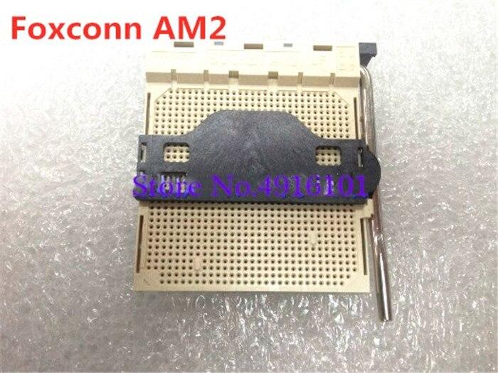 Enchufe AM2 CPU reparación de la placa base soldadura BGA reemplazo CPU Socket con bolas de estaño