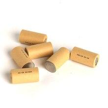 SC1500mAh 12 pièces, cellule de batterie haute puissance, batterie doutil électrique, cellule dalimentation, Ni cd, batterie de recharge, paquet de batterie, taux de décharge 12c