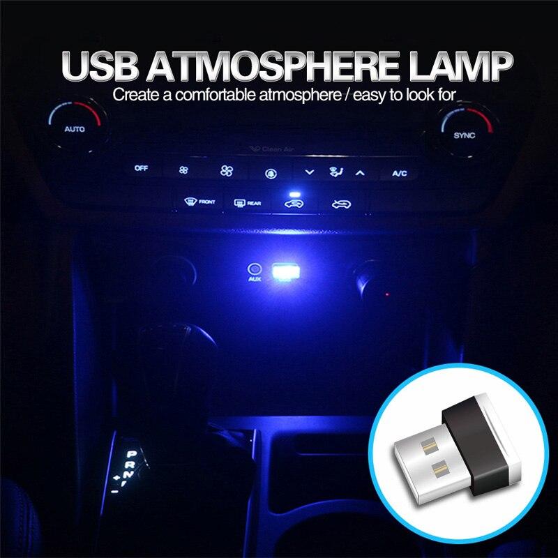 Автомобильный Стайлинг LED атмосферная лампа для Fiat Punto 500 Stilo Bravo Grande Punto Palio Panda Linea Uno Marea Evo Coupe Brava Albea