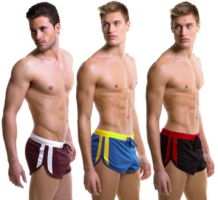 Men Shorts Men's Loose Short Trousers Casual Calf-Length Jogger Mens Shorts Sweatpants Fitness Workout Shorts FX1017