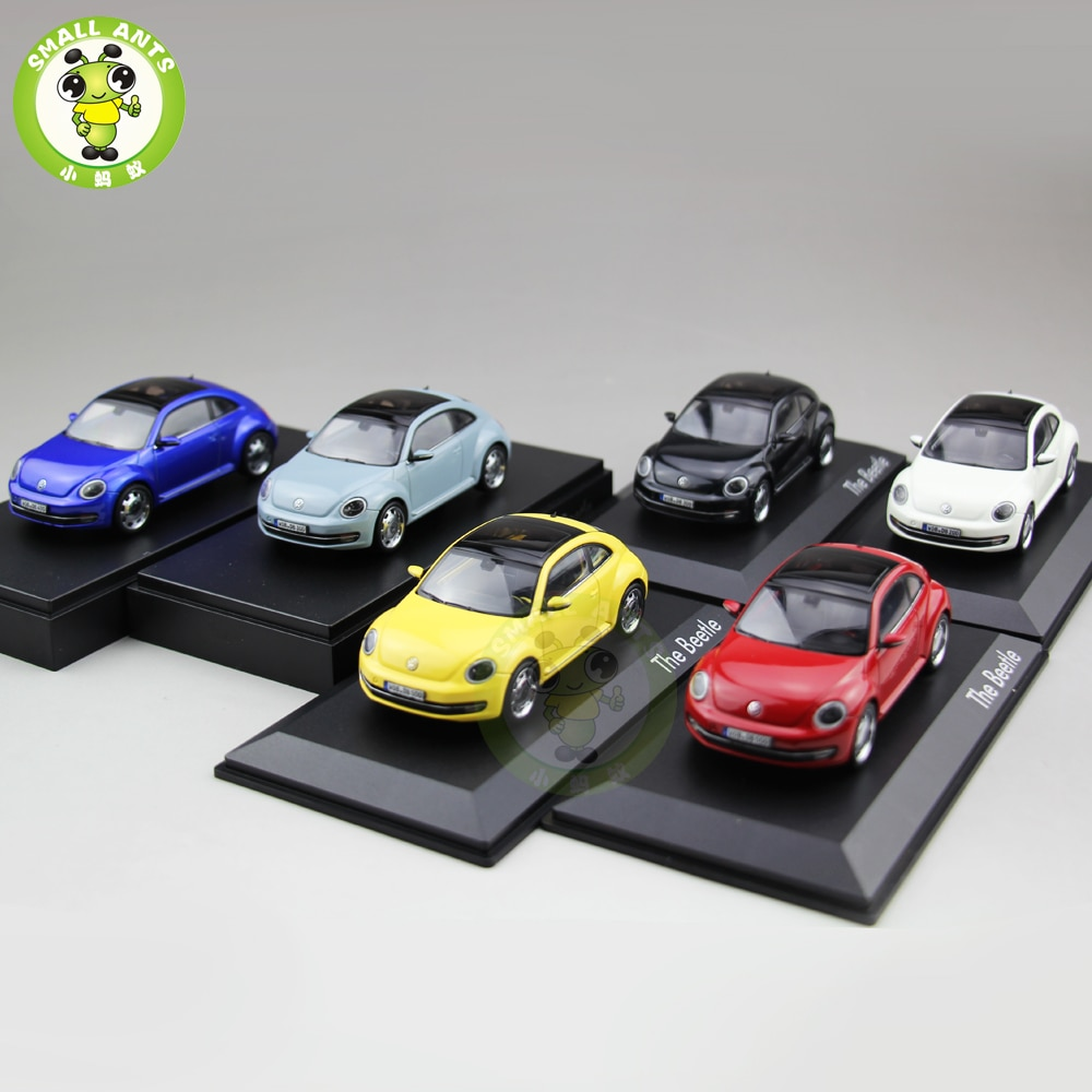 1/43 New Beetle Diecast Car Model Toys Boy Girl Gift Collection Hobby