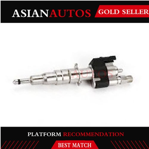 1 Uds inyector de combustible 13537585261-12 13538616079 13538648937 BMW 13537585261 para N54 N63 135, 335, 535, 550X750X5X6