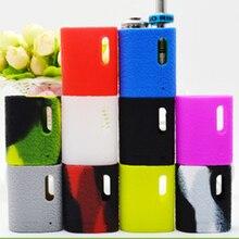 20 pièces housse de protection colorée peau décorative silicone pour Eleaf iStick Pico coque en silicone de protection bébé