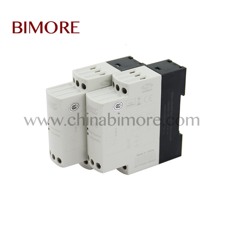 Elevador BIMORE RD6 relé de monitoreo de voltaje en 3 fases AC200V-500V