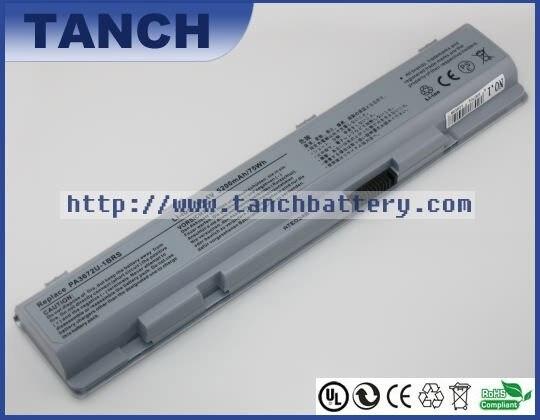Laptop batteries for TOSHIBA Satellite E105 E100 14.4V 8 cell