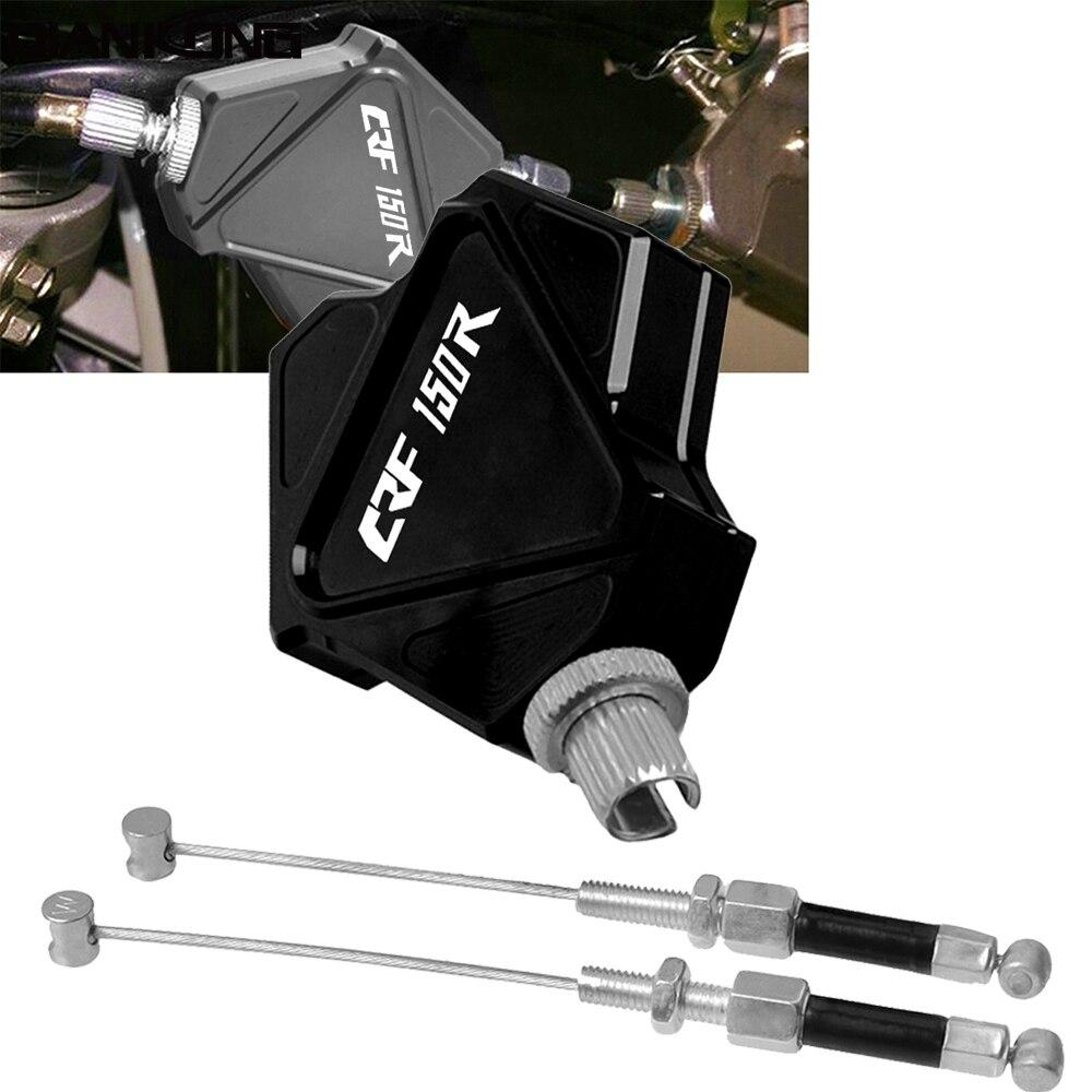 Embrague de la motocicleta palanca de Easy Pull sistema de Cable para HONDA CRF150R 2007, 2008, 20009, 2010, 2011, 2012, 2013, 2014, 2015, 2016 2017, 2018