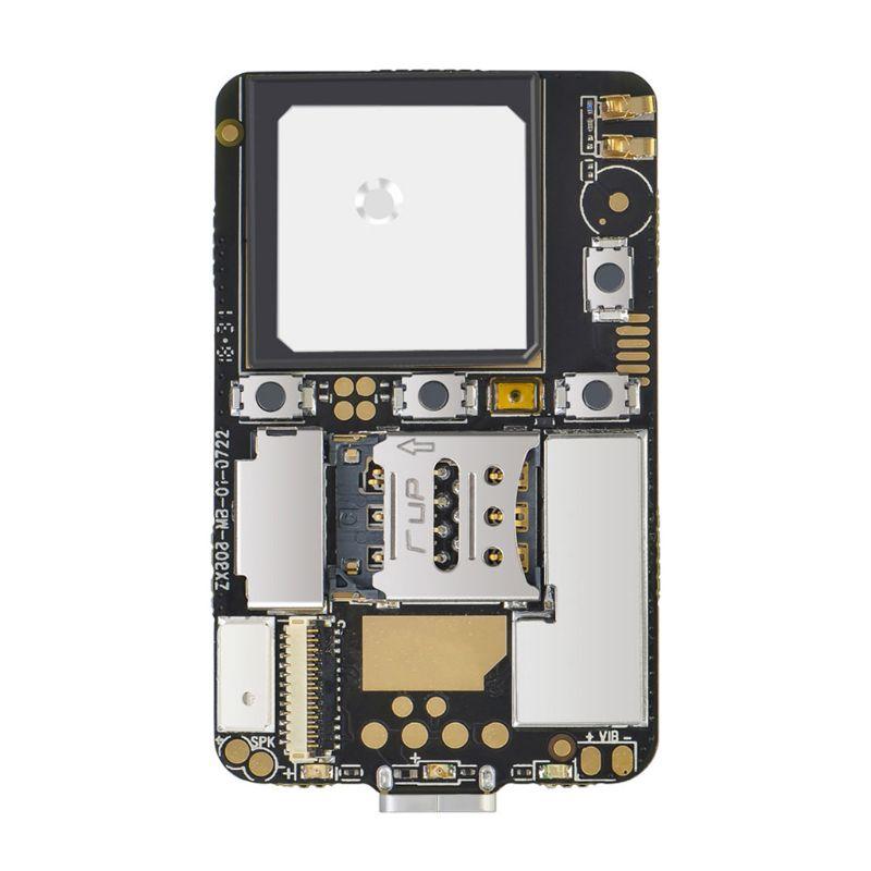 ZX808 PCBA GPS Tracker GSM GPS Wifi Locator LBS SOS מעורר אינטרנט APP מעקב TF כרטיס כפול מערכת