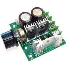 Contrôleur de vitesse de moteur PWM cc interrupteur de contrôle de vitesse réglable 12V 24V 36V 10A