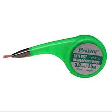 Pince à souder à noyau de dessoudage 1 pièces chaude dissolvant de soudure ventouse à vide outil de démolition noyau de soudure Proskit BGA