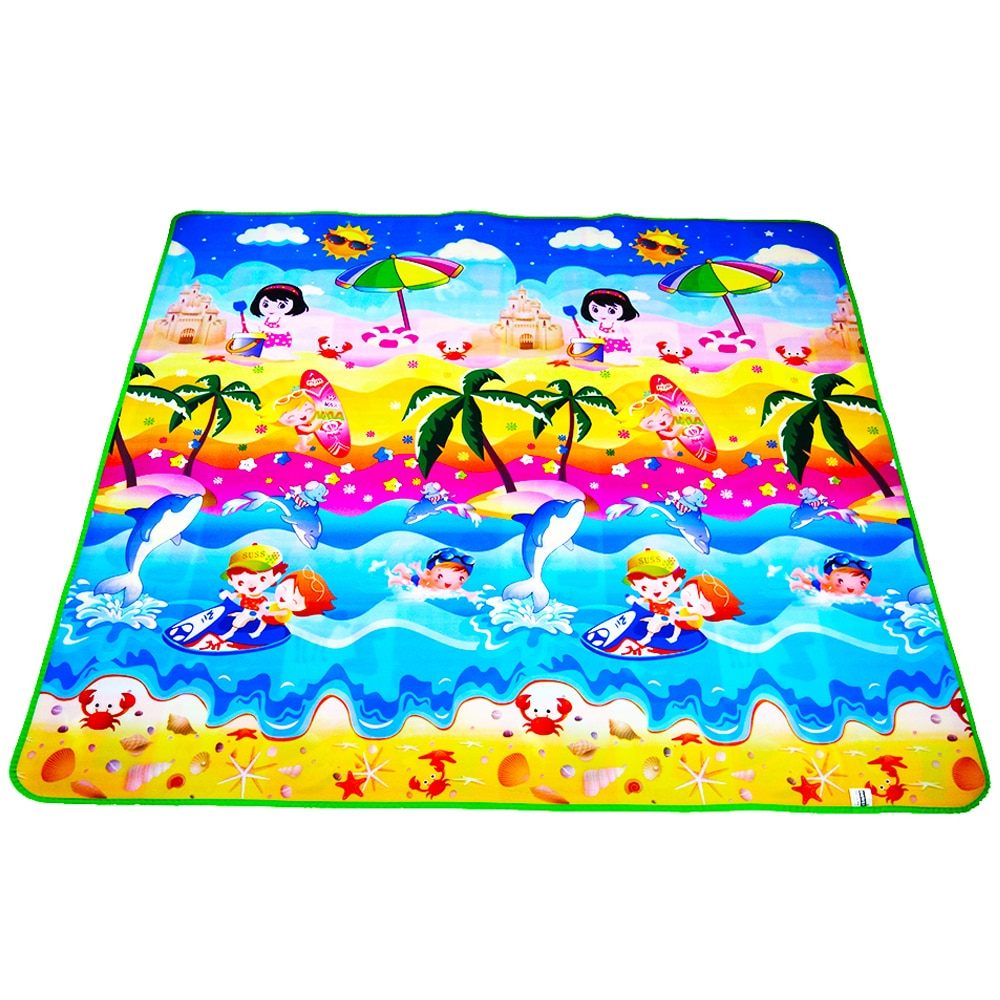 Baby Mat Double Side Baby Play Mat Eva Foam Developing Mat for Children Carpet Kids Toys Gym Game Rug Crawling Gym Playmat Gift non slip play mat baby rug for kids carpet playmat crawling mat developing eva foam mat carpet in the nursery childrens game pad