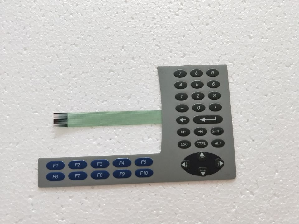 2711P-K6M8A Button Film