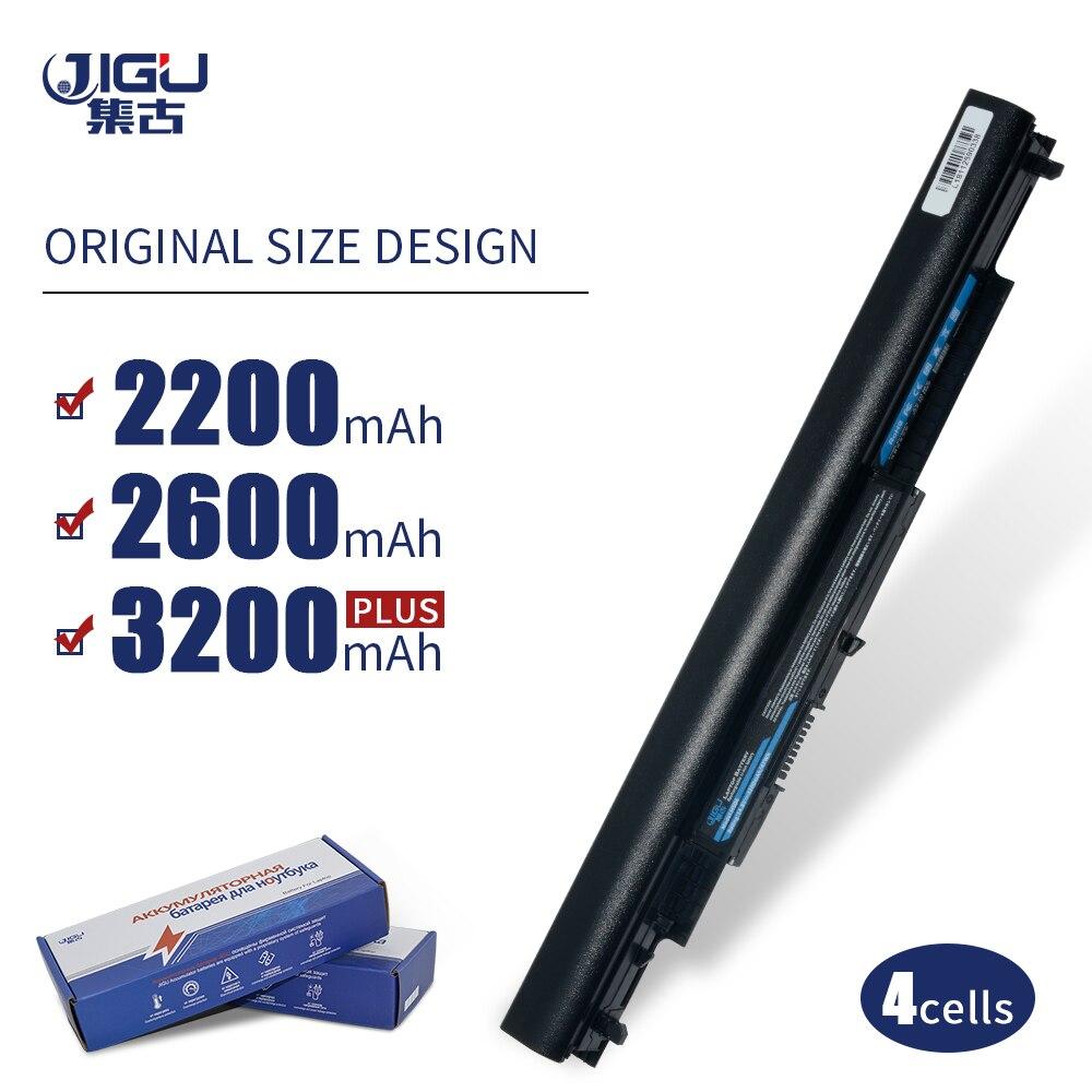JIGU, batería para ordenador portátil, HS03 HS04 HSTNN-LB6V HSTNN-LB6U para HP 240 de 245 de 250 G4 Notebook PC