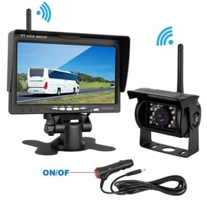 7 Inch Wireless WIFI Camera Monitor Set