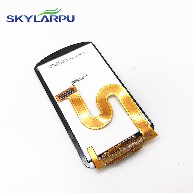 "Skylarpu 3.5 ""インチの液晶画面ガーミンエッジ 1030 自転車の Gps LCD ディスプレイ画面のタッチスクリーンデジタイザの修理交換"